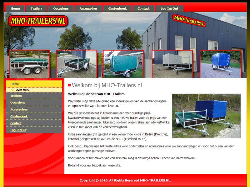 mho trailers