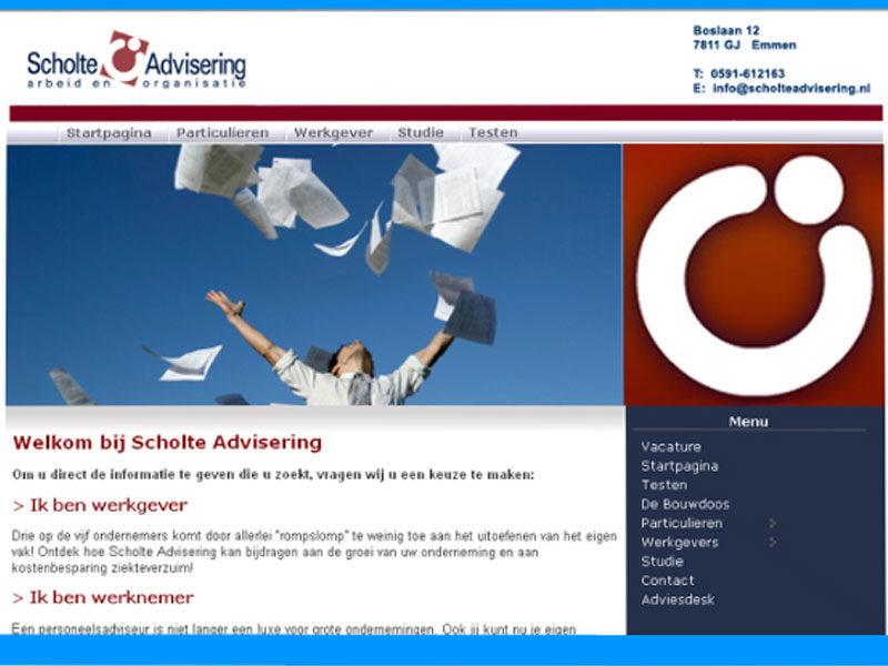 Scholte advisering